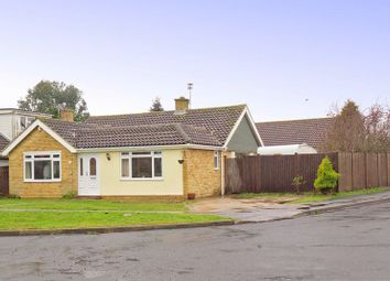 Thumbnail 3 bed detached bungalow for sale in Greenlea Avenue, Rose Green, Bognor Regis