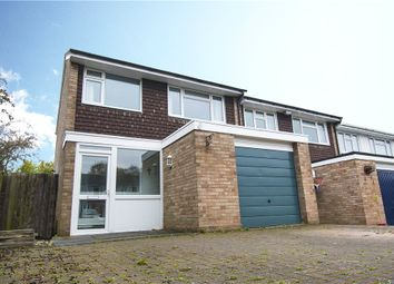Thumbnail 3 bed end terrace house for sale in Alpine Rise, Styvechale, Coventry, West Midlands