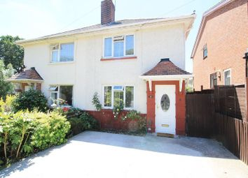 Thumbnail 2 bed semi-detached house for sale in Poplar Road, Southampton