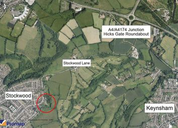 Thumbnail Land for sale in Stockwood Lane, Stockwood, Bristol