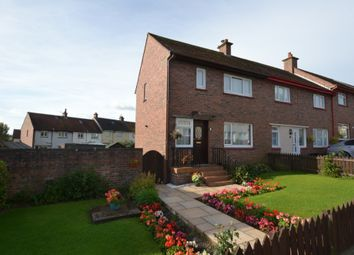 Thumbnail 2 bed terraced house for sale in Glendale Place, Ayr, South Ayrshire