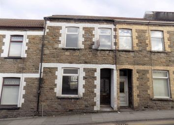 Thumbnail 3 bed terraced house to rent in White Street, Caerphilly