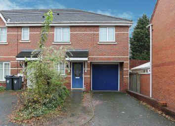Thumbnail 3 bed end terrace house for sale in Canterbury Close, Erdington, Birmingham
