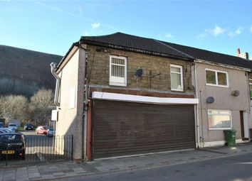 Thumbnail 2 bed flat for sale in Commercial Street, New Tredegar
