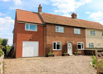Thumbnail 5 bed semi-detached house for sale in Park Lane, Scarning