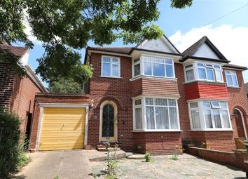 Thumbnail 3 bed semi-detached house for sale in Bromefield, Stanmore, Middlesex