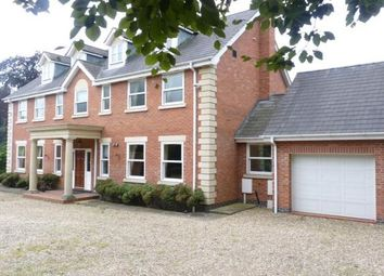 Thumbnail 5 bed detached house to rent in Elms Road, Leicester