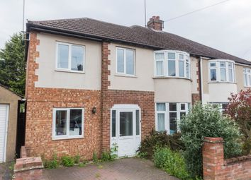 Thumbnail 4 bed semi-detached house for sale in Highfield Street, Finedon, Wellingborough