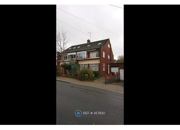 Thumbnail 6 bed semi-detached house to rent in Valleyfield Road, London
