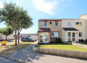 Thumbnail 3 bed end terrace house for sale in Easter Road, Kinloss, Forres