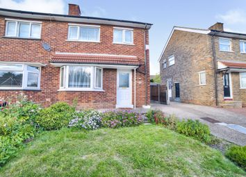 Thumbnail 2 bed semi-detached house for sale in Queens Drive, Bedford