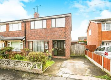 Thumbnail 3 bed semi-detached house for sale in Devonshire Road, Broughton, Chester