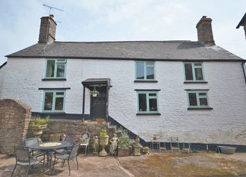 Thumbnail 3 bed detached house for sale in Westleigh, Tiverton