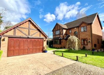 Thumbnail 4 bed detached house for sale in The Old Apple Yard, Winnersh, Wokingham, Berkshire