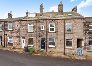 Thumbnail 3 bed terraced house for sale in Football, Yeadon, Leeds
