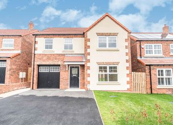 Thumbnail 4 bed detached house for sale in Niven Close, Hartlepool