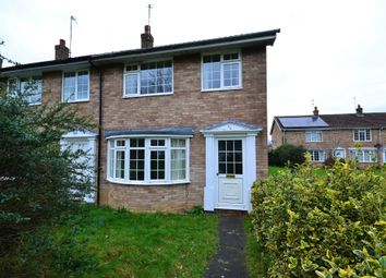 Thumbnail 3 bed end terrace house to rent in Broad Oak Way, Up Hatherley, Cheltenham