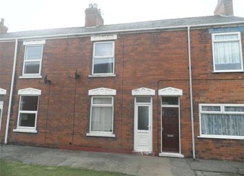Thumbnail 2 bed terraced house to rent in Leo Terrace, Withernsea, East Riding Of Yorkshire