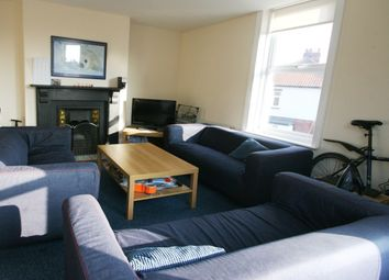Thumbnail 5 bedroom maisonette to rent in Audley Road, Gosforth, Newcastle Upon Tyne