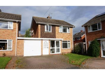 Thumbnail 3 bed link-detached house for sale in Malt House Crescent, Inkberrow