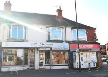 Thumbnail Retail premises for sale in 130 &130A, Queens Road, Nuneaton