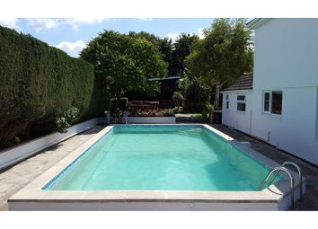 Thumbnail 5 bed detached house for sale in Old Shaw Lane, Swindon