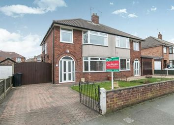 Thumbnail 3 bed semi-detached house for sale in Sycamore Drive, Whitby, Ellesmere Port, Cheshire