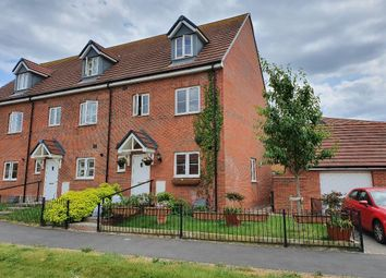 Thumbnail 4 bed end terrace house for sale in Didcot, Oxfordshire