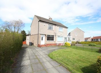Thumbnail 2 bed semi-detached house for sale in Park Road, Bishopbriggs, Glasgow, East Dunbartonshire