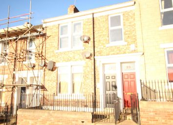 Thumbnail 3 bed flat to rent in Westminster Street, Bensham, Gateshead