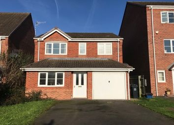 Thumbnail 4 bed property to rent in Gadwall Croft, Newcastle-Under-Lyme