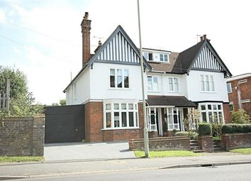 Thumbnail 4 bed semi-detached house for sale in London Road, Sawbridgeworth, Hertfordshire