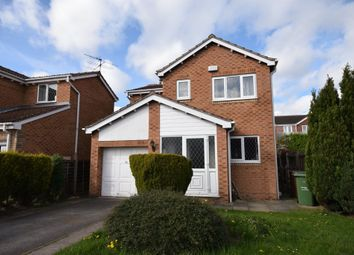 Thumbnail 4 bed detached house for sale in Grange Drive, Ossett