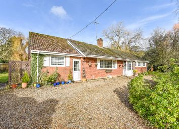 Thumbnail 4 bed detached bungalow for sale in Test Road, Whitchurch