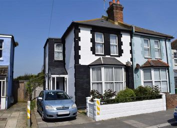 Thumbnail 3 bed semi-detached house for sale in Bulverhythe Road, St Leonards-On-Sea, East Sussex