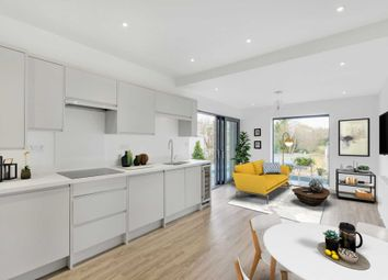 Thumbnail 2 bed flat for sale in Kingston Road, South Wimbledon