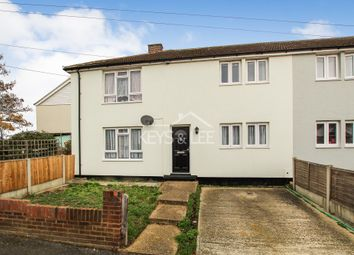 Thumbnail 2 bed flat to rent in Stapleford Gardens, Collier Row, Romford