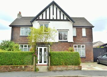 Thumbnail 4 bed detached house for sale in Willow Hey, Maghull, Liverpool