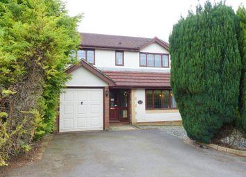 Thumbnail 4 bedroom detached house for sale in Primrose Gardens, Hatch Warren, Basingstoke