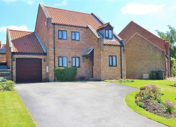 Thumbnail 3 bed detached house for sale in Selby Road, Wistow, Selby