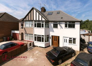 Thumbnail 4 bedroom semi-detached house to rent in Leiston Spur, Slough