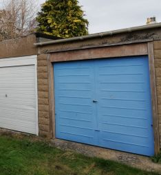 Thumbnail Parking/garage for sale in Garage No. 26, Grange Crescent, Edinburgh