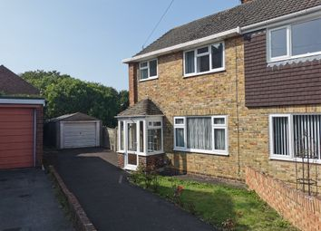 Thumbnail 3 bedroom semi-detached house for sale in Alandale Road, Southampton