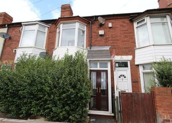 Thumbnail 2 bed terraced house to rent in Wolverhampton Road, Walsall