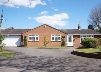 Thumbnail 4 bed detached bungalow for sale in Beehive Lane, Curdworth, Sutton Coldfield