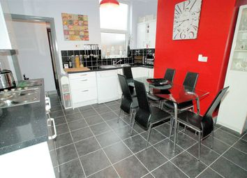 Thumbnail 2 bed terraced house for sale in Clare Street, Basford, Stoke On Trent