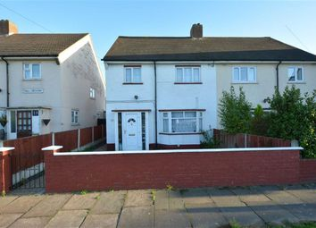 Thumbnail 4 bed semi-detached house to rent in Hall Crescent, Aveley Village, Essex