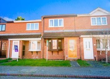 Thumbnail 2 bed terraced house for sale in Mallard Drive, Caistor, Market Rasen