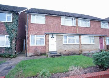 Thumbnail 2 bed flat to rent in Avenue Close, Harold Wood, Romford