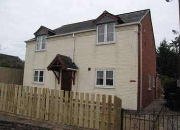 Thumbnail 3 bedroom detached house for sale in Crew Green, Shrewsbury